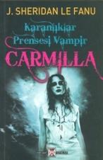 Karanlıklar Prensesi Vampir Carmılla
